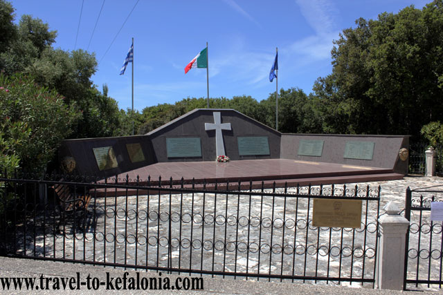 ACQUI DIVISION WAR MEMORIAL ARGOSTOLI